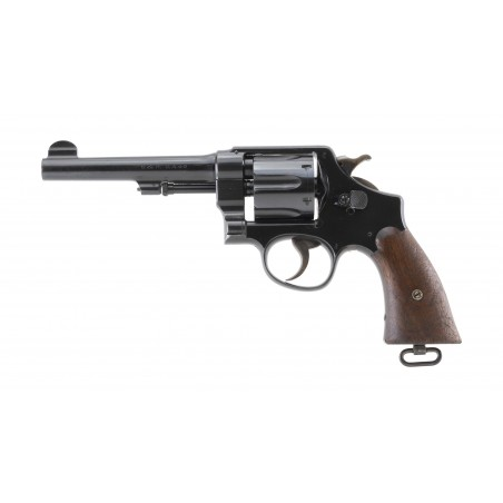 Fine S&W U.S. Army Model 1917 Revolver (PR53500)