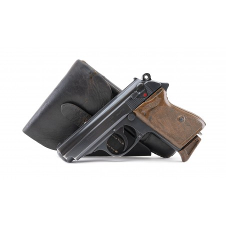 Pre-War Walther PPK with Holster (PR53499)