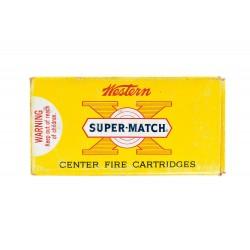 Western Super-Match .45...