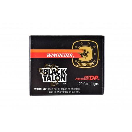 Winchester Black Talon .45 Automatic 230 Grain Vintage Ammunition (AM82)