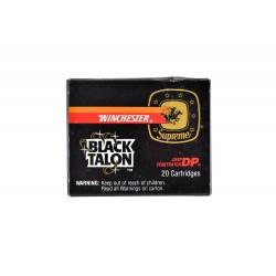 Winchester Black Talon .357...