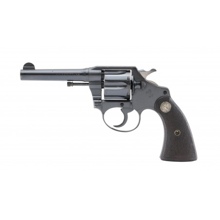 Colt Police Positive .38 S&W (C16947)
