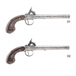 Pair of Cannon Muzzle...