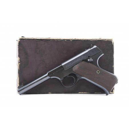 Pre-war Colt Woodsman Sport Model (C16931)