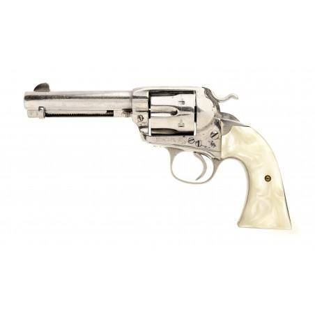 Colt Single Action Army Bisley Model 41 Colt (C16827)