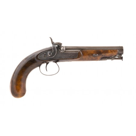 Percussion Pistol by Thomson (AH6157)