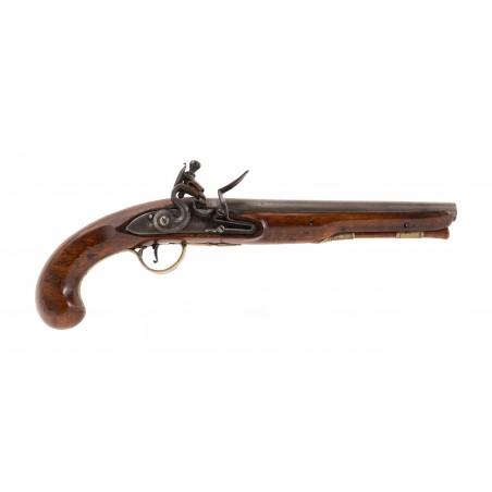Flintlock Gentleman's Pistol by Richards (AH6364)