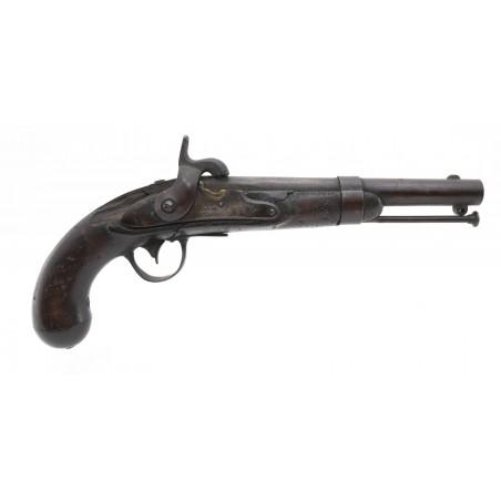 U.S. Model 1836 Percussion Pistol by Waters (AH5917)