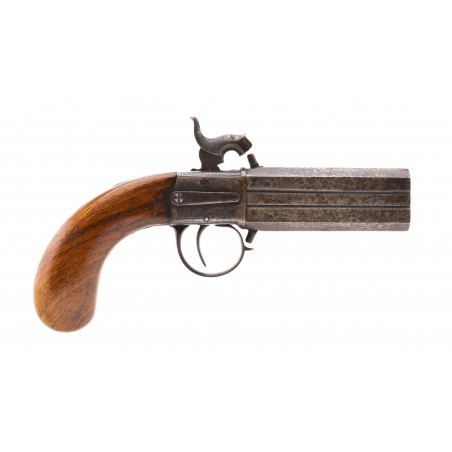 Over/Under Percussion Pistol by Venables (AH6348)