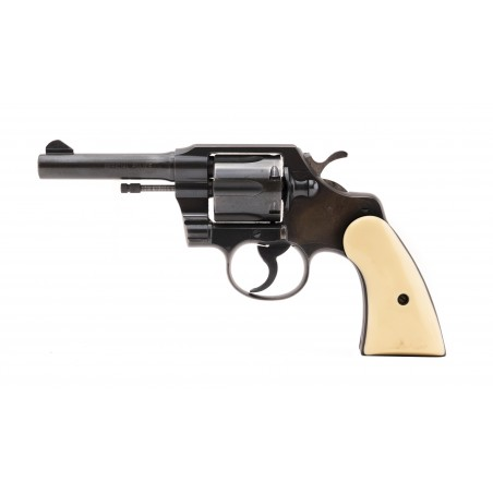 Colt Official Police .38 Special (C16990)
