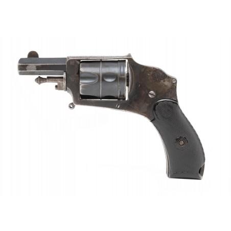 Belgian Folding Trigger Revolver .32 Caliber (AH6554)