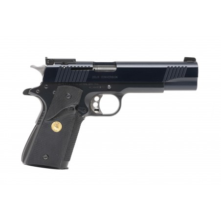 Colt Government Series 70 .45 ACP with .22 LR Conversion (C17302)