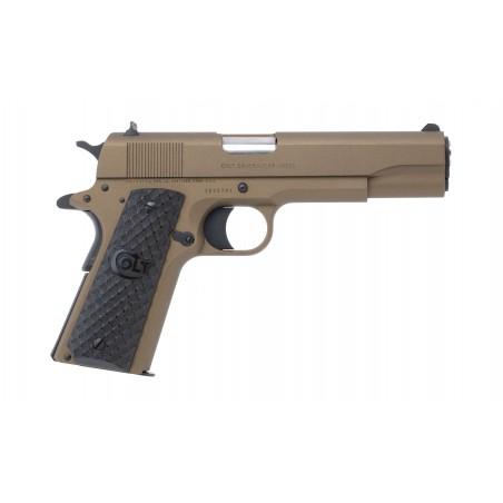 Colt Talo Government 1 of 300 Burnt Bronze .45 ACP (C17004)