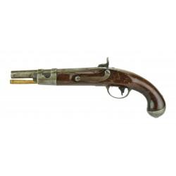 U.S. Model 1816 Pistol by...