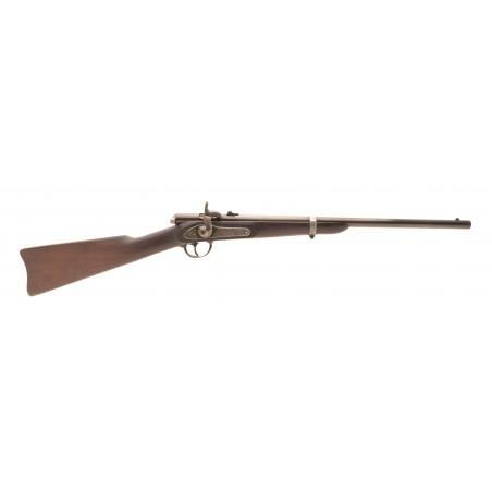 Scarce Civil War Palmer Bolt Action Carbine (AL6977)