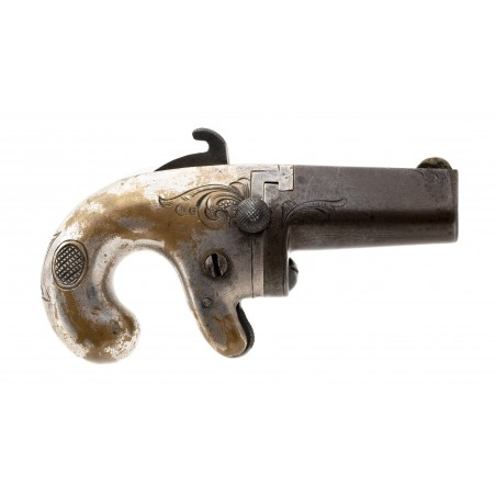 Very Early National Arms Derringer Serial Number 2 (AH6098)