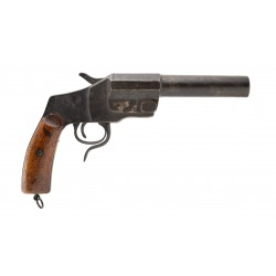 German Hebel 1894 Flare Gun...
