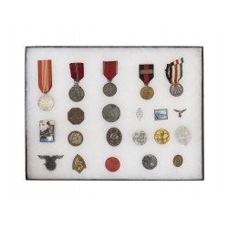 Lot of German WWII Medals...