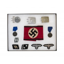 Lot of German SS Items...