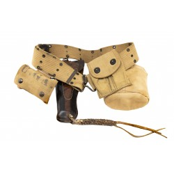 US WWI Belt and Gear (MM1504)