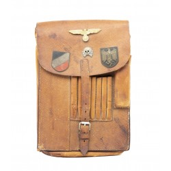 German WWII M35 Map Pouch...