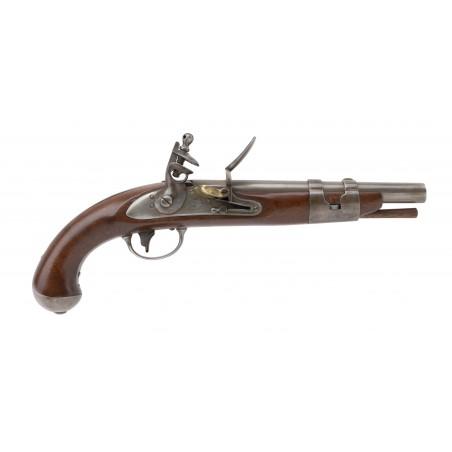 U.S. Model 1816 Flintlock Pistol (AH6530)