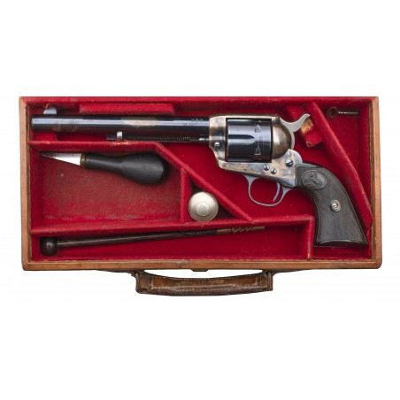 Beautiful Cased Colt Single Action Army (C16936)