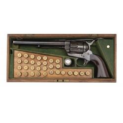 Beautiful Cased Colt Single...