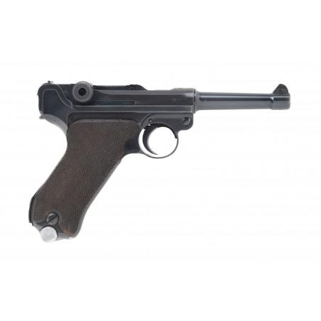 German WWII Luger Rig 9MM (PR54395)