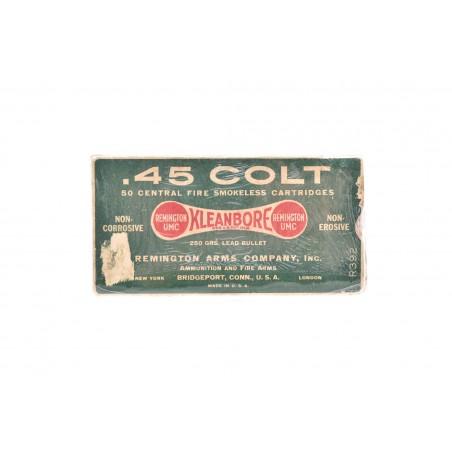 Remington Kleanbore Dog Bone .45 Colt 250 Grain Vintage Ammunition (AM113)