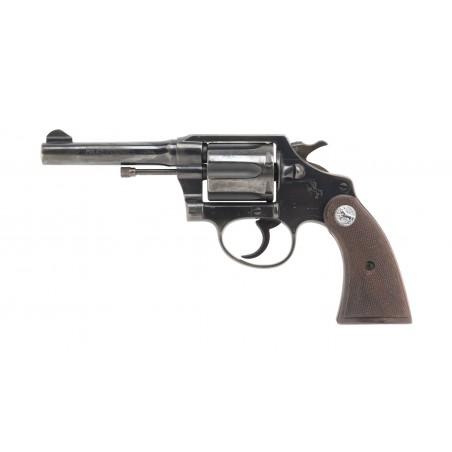 Colt Police Positive 38 Special (C17410)