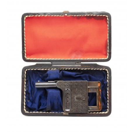 Cased Galois Squeeze Pistol (AH6542)