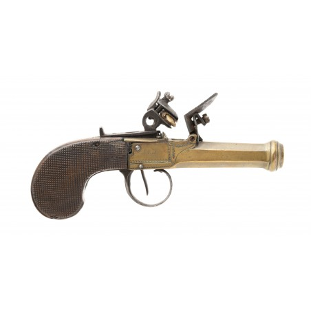 Flintlock Cannon Muzzle Muff Pistol (AH6487)