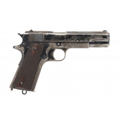 Scarce Colt 1911 455 Eley...