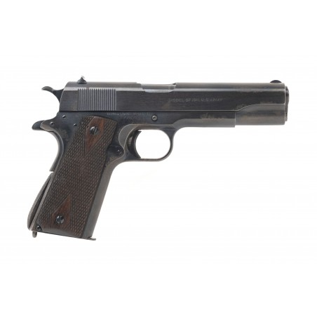 Scarce Transitional Colt 1911-A1 45ACP (C17417)
