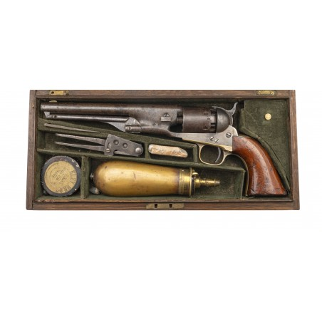 Colt 1861 Navy Australian Retailer Marked (AC245)