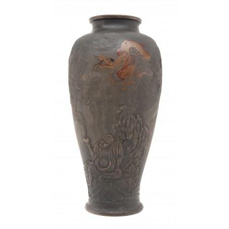 Antinque Bronze Jar (MGJ1605)