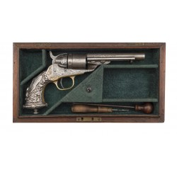 Tiffany Gripped Colt 1862...