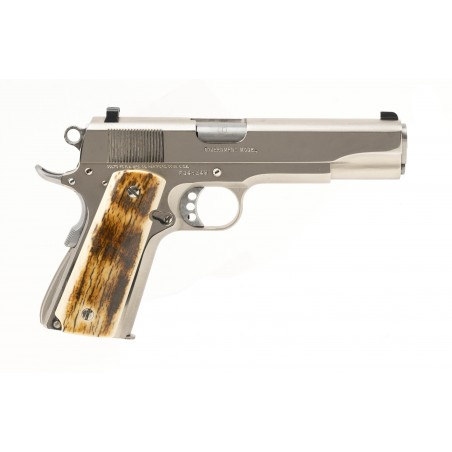 Colt Government Custom .38 Super (C17315)