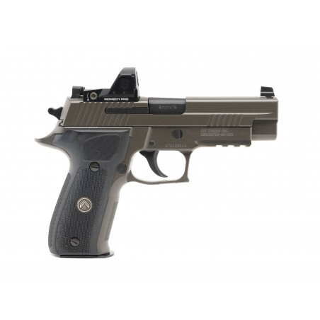 Sig Sauer P226 Legion RXP W/Red Dot 9mm (NGZ486) New