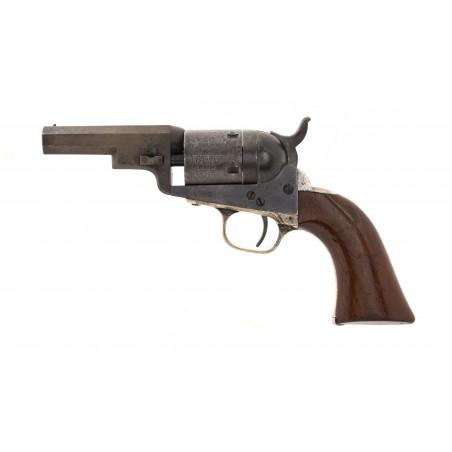 Scarce Colt 1849 Wells Fargo Cartridge Conversion (AC254)