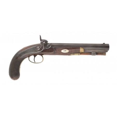 Beautiful Constable of Philadelphia Dueling Pistol (AH6491)