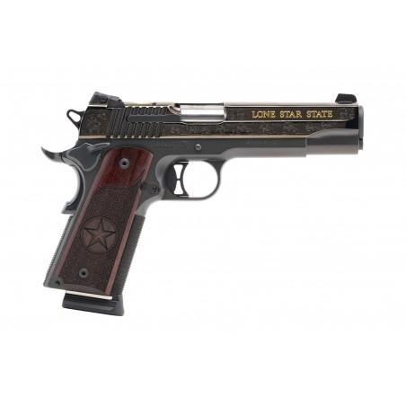 Sig Sauer 1911 Texas Gold Edition .45 ACP (PR54505)