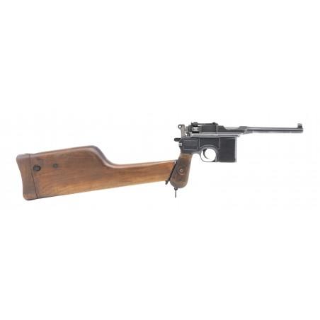 German WWI Red Nine Rig 9MM (PR54456)