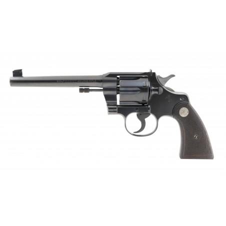 Colt Officers Model Target 22LR (C17449)