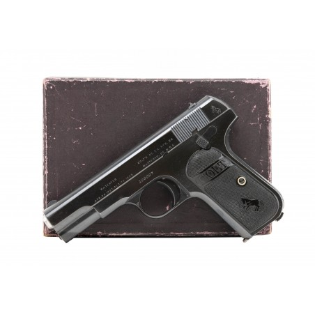 Colt 1903 Pocket Hammerless .32 ACP (C17441)