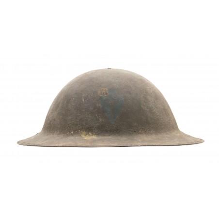 US WWI Texas 36th Division Brodie Helmet (MM1477)