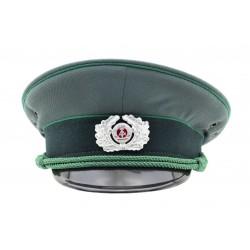 East German VOPO Visor Cap...