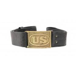 US Model 1874 Belt Buckle...