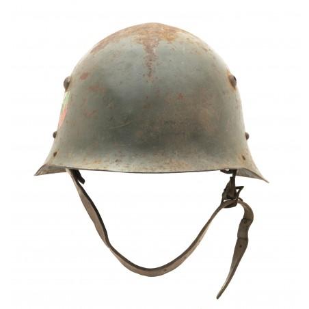 Bulgarian WWII Combat Helmet (MM1474)